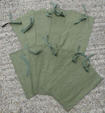 Food Bags Rubberized x 10 - Ex British Army