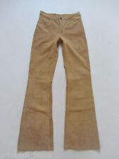 Levi's® 525 Leder Jeans Hose, W 28 /L 34, TOP ! Lederjeans Echt Lederhose, RAR !
