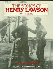 The Songs Of Henry Lawson with Music compiled by Chris Kempster