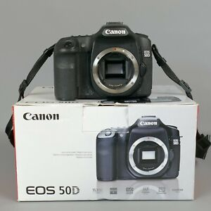Canon EOS 50D Digital SLR 15.5mp Camera        |114