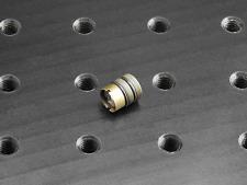Glaslinse / Kollimator für Laserdioden, geeignet 445nm, 520nm, 635nm