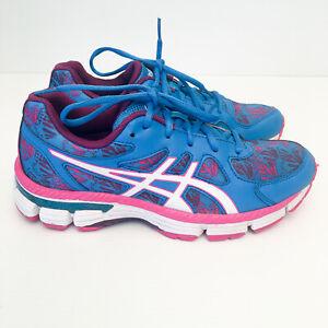 Asics Gel Netburner Professional 13 Sz US 6 Womens Netball Shoes Sneakers C703N
