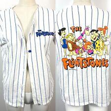 Vintage 1994 Flintstones Baseball shirt Size large