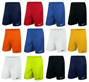 Nike Shorts Football Training Gym Sport Dri Fit Park Youth and Adult sizes