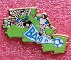 Pins Club FOOT Football O.M. Olympique de Marseille BARI 91