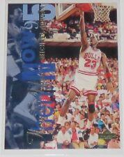1994/95 Michael Jordan Bulls NBA Upper Deck Then & Now Subset Card #359 NM Cond