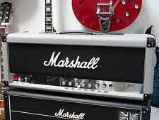 2015 Marshall 2555X Silver Jubilee 100W Tube Guitar Head Reissue of a Legend