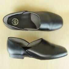L.B. Evans Slipper Radio Tyme II House Shoe Extra Wide US 8.5 EEE Men Leather