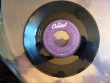 1981 VG+ RARE Juice Newton HIDE EM COWBOY/Sweetest Thing (I've Known)  5046  45