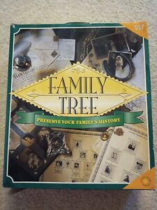 Family Tree Software by GSP
