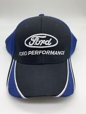 Ford Cap Hat Logo Mens Black Blue Embroidered One Size Present Australian  NEW b98fdba7767d