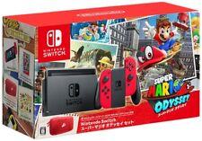 Nintendo Switch Super Mario ODYSSEY Edition Console Set Japan version
