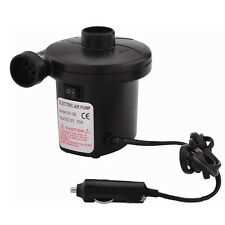 12V/4800PA AC Car Electric Air Pump For Camping Airbed Boat Toy Inflator Hot