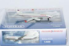 Schabak 3551585 Airbus A320-212 Rossiya   EI-DZR  in 1:600 scale