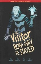 VISITOR HOW AND WHY HE STAYED DARK HORSE TPB REPS #1-5 MINT/UNREAD