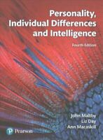 Personality, Individual Differences and Intelligence 9781292090511 | Brand New