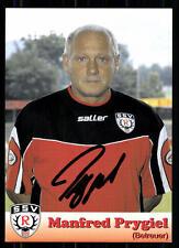 Manfred Prygiel SSV Reutlingen 2002-03 Original Signiert + A 85234