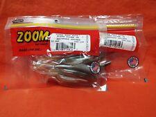 ZOOM Super Fluke Jr (10cnt) #056-106 ARKANSAS SHINER  (2 PCKS)
