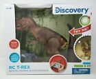 Discovery RC T-Rex Remote Control Action Dinosaur