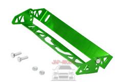 Universal GREEN Number Plate Bracket /Mount Tilt JDM/ Drift/Civic/EP3/200sx/EK/