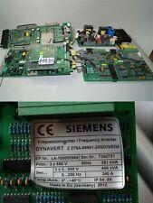 SIEMENS DYNAVERT parti Convertitore di frequenza Z 2T6A-86691-250ZOVEO2 INVERTER