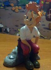 Figurine PVC Spirou aventurier avec boussole Tome et Janry Dupuis 2004
