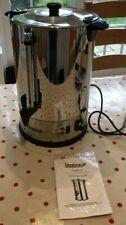 Igenix IG4015 Catering Urn, Hot Water Boiler, Tea Urn, 15 Litre, Stainless Steel