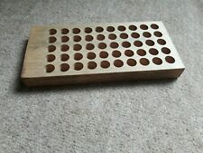 Wooden Loading tray - 50 Rounds