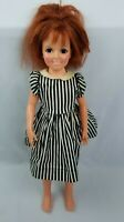Vintage Ideal Growing Hair Crissy Doll Mid-Century 1969