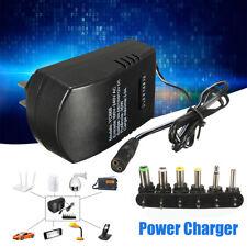 Universal AC DC Adapter Converter 3/4.5/6V 7.5V 9V 12V Power Supply Charger 3.0A