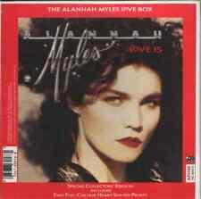 "Alannah Myles-love is.7"" ltd edition."