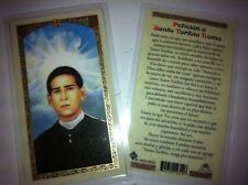 HOLY PRAYER CARDS FOR SAINT TORIBIO IN SPANISH SET OF 2 FREE SHIPPING IN US!