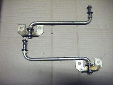 Citroen AZU Van rear door check straps in steel . from Classic cv Recycling