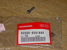 New Genuine Honda 5x18 Pan Head Tornillo P/no. 93500-05018-0A