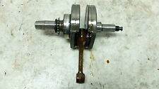 01 Yamaha TW200 TW 200 Trailway engine crank shaft crankshaft and rod