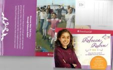 RETIRED AMERICAN GIRL POSTCARD SET!  INTRODUCING REBECCA AND HER WORLD! 2009