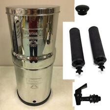 Big-Berkey-Water-Filter-System-Bent-and-Dent-w-2-NEW-Black-Berkey-Filters #9