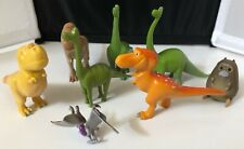 Disney Pixar The Good Dinosaur Mini Figures Lot of 8 Free Shipping