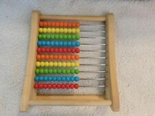 Wooden Toys R Us abacus educational toy kids learning toddlers