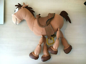 "Disney Pixar Toy Story Bullseye Horse 14"" Plush Thinkway Toys"