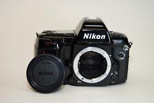 Nikon N90 35mm SLR Film Camera Body