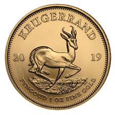 1 oz Gold Krügerrand 2019 - 15 Euro Rabatt ab 3 Stück