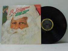 Arthur Fiedler Boston Pops christmas LP Pops Christmas Party RCA