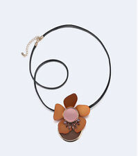 MARNI H&M  Flower Necklace