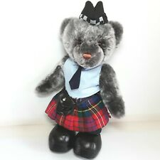 Constable T Bear plush soft toy teddy Kilt Victoria Police Number 10