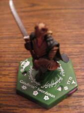 Lotr Tmg Combat Hex Tt 072 Galadhrim Swordsman