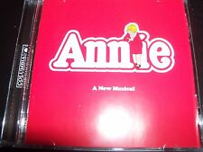 Annie A New Musical Broadway Cast Soundtrack Bonus Tracks CD – Like New
