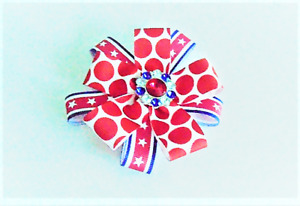 4th of July Girls Hair Accessories