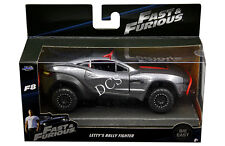 JADA  FAST AND FURIOUS 8 LETTY'S RALLY FIGHTER 1/32 DIECAST MODEL CAR GREY 98302