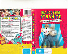 Napoleon Dynamite 2004-Jon Heder-Movie-2 Disc-DVD